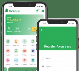 Aplikasi BisaBayar Mobile Payment